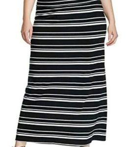 Ava Viv Plus Size Skirt